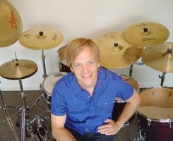 drum instructor d scott williams