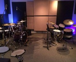 drum lesson studio